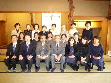 京都東ライオネスクラブ 第228回 「新春例会」 風景 画像