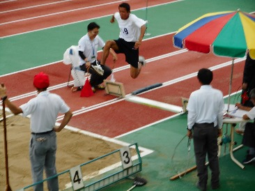 『パラリンピックにチャレンジ(障害児童・生徒競技体験会)~陸上競技~』(55周年ACT.)