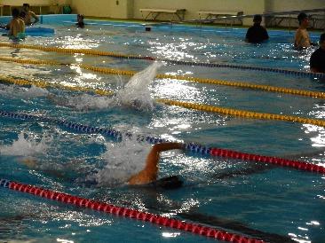 『パラリンピックにチャレンジ(障害児童・生徒競技体験会)~水泳競技~』(55周年ACT.)
